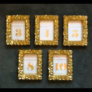 5 Z Gallerie Frames